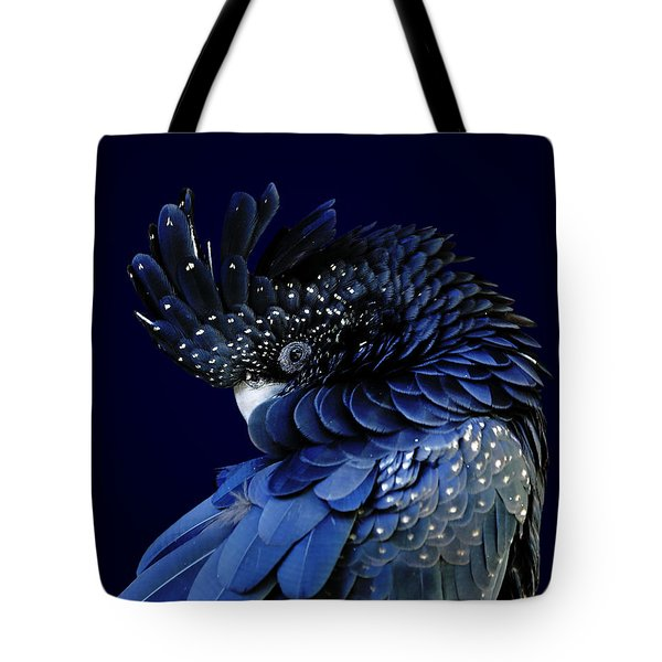 Fibonacci Cockatoo Tote Bag