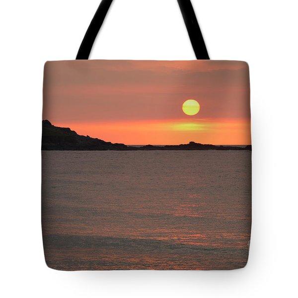 Fine Art Sunset Tote Bag