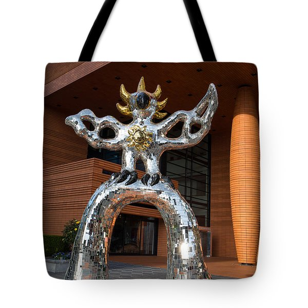 Firebird Tote Bag by Kevin McCarthy