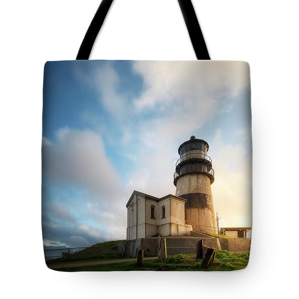 First Light Tote Bag by Ryan Manuel