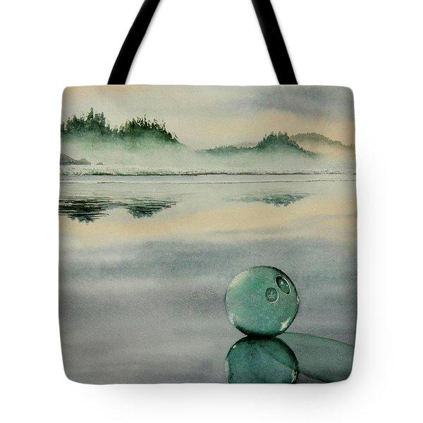 Fish Net Float Tote Bag