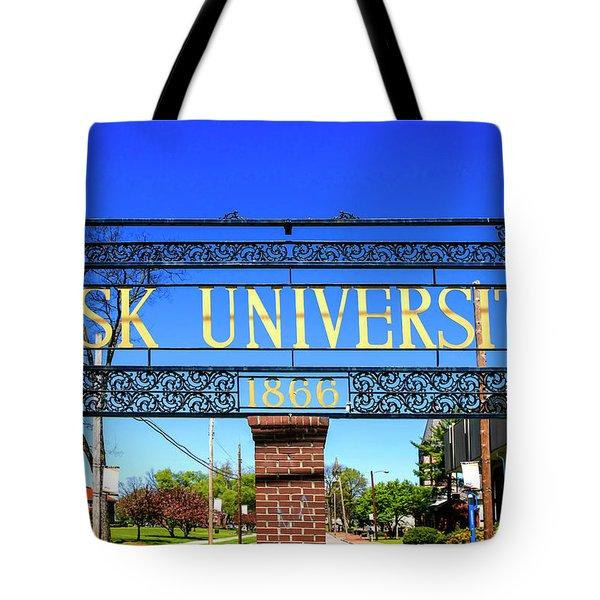 Fisk University Nashville Tote Bag