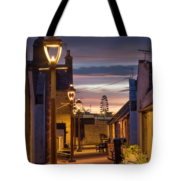 Fittie At Night Tote Bag