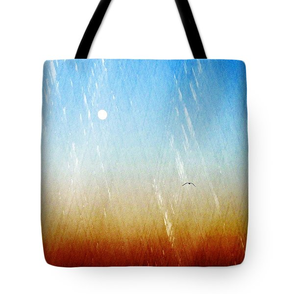 Flight Tote Bag by Allen Beilschmidt