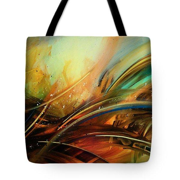 Flight Tote Bag by Michael Lang