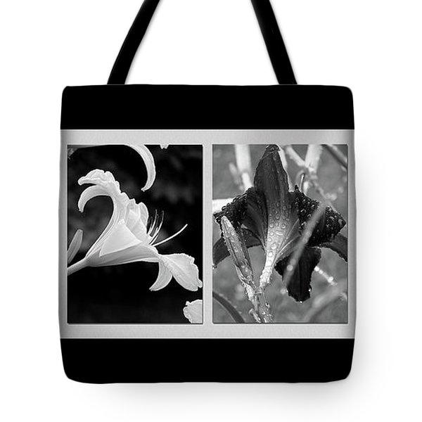 Floral Collage Tote Bag by Sue Stefanowicz