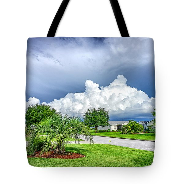 Florida Sky Tote Bag