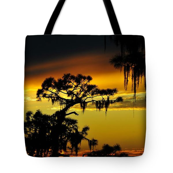 Central Florida Sunset Tote Bag