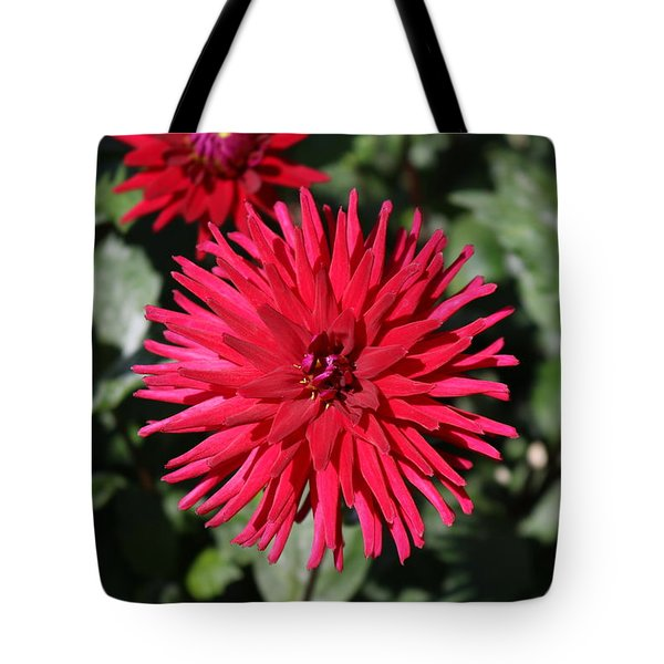 Flower 7  Tote Bag by Christy Pooschke