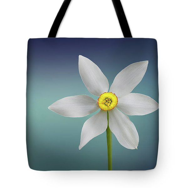 Flower Paradise Tote Bag by Bess Hamiti