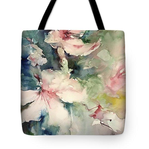 Flower Series 2017 Tote Bag