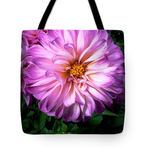 Tote Bag featuring the photograph Flowers by Bernd Hau