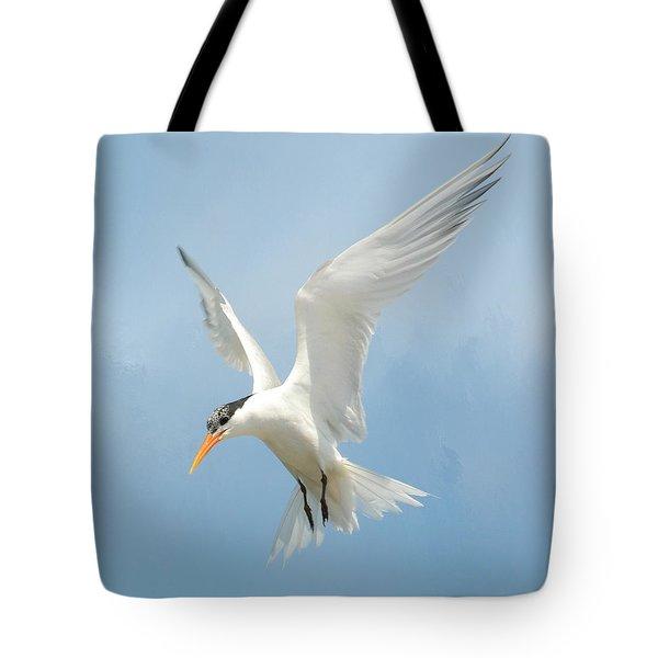 Flutter 2 Tote Bag