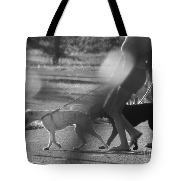 Tote Bag featuring the photograph Follow Me by Beto Machado