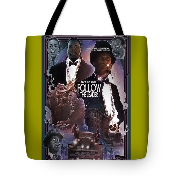 Follow The Leader 2 Tote Bag