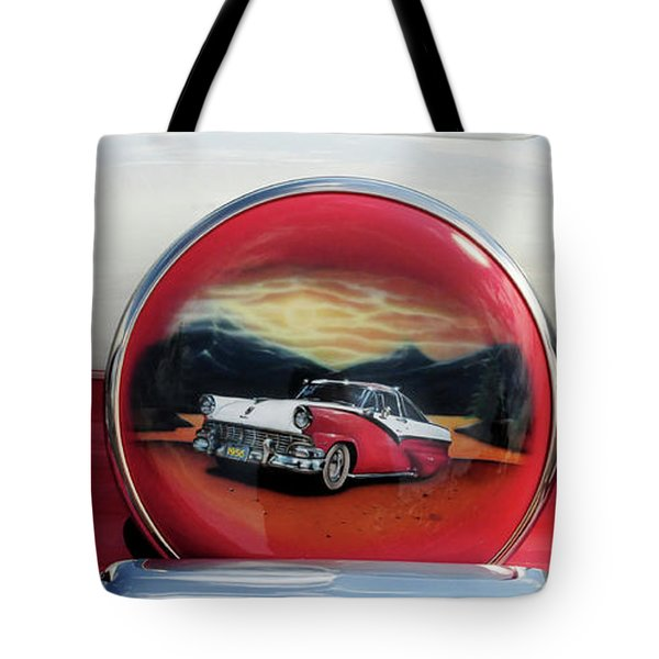 Ford Fairlane Rear Tote Bag