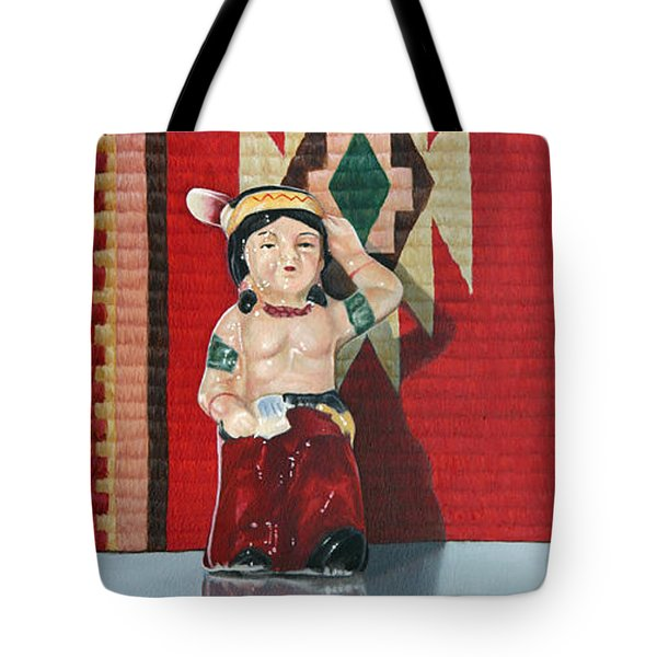 Forever Brave Tote Bag