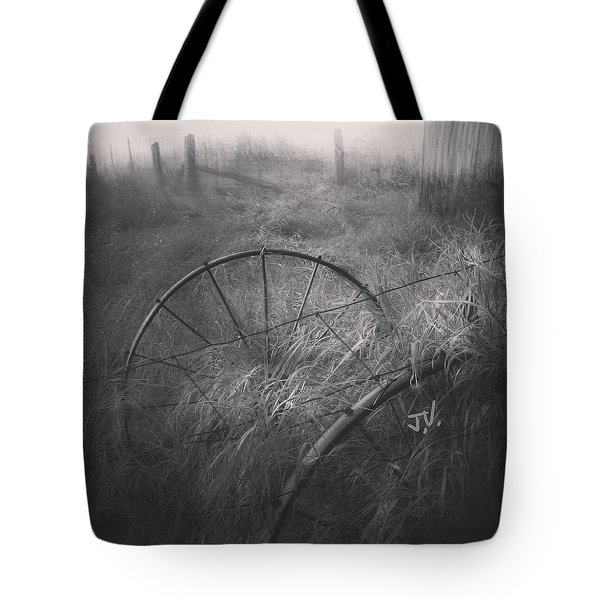 Forgotten Tote Bag by Jim Vance