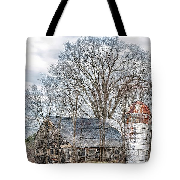 Tote Bag featuring the photograph Forsaken by Richard Bean