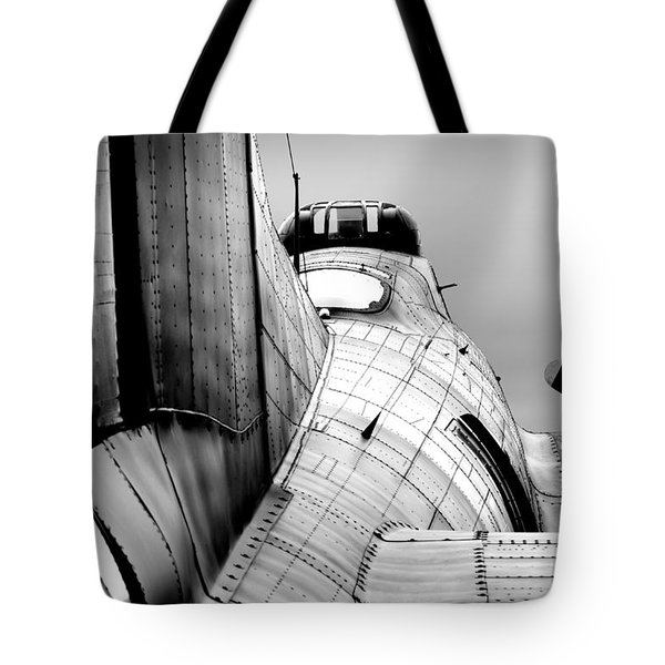 Fortress Of Steel Tote Bag