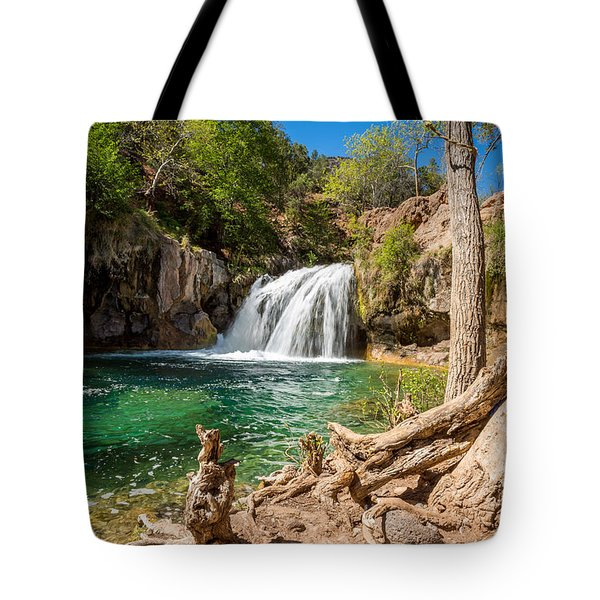 Fossil Creek Springs Tote Bag