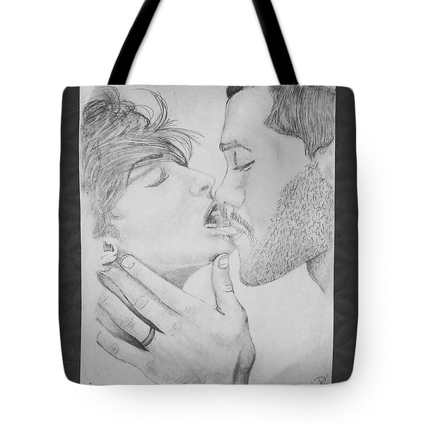 Make Me Lose My Breath Tote Bag