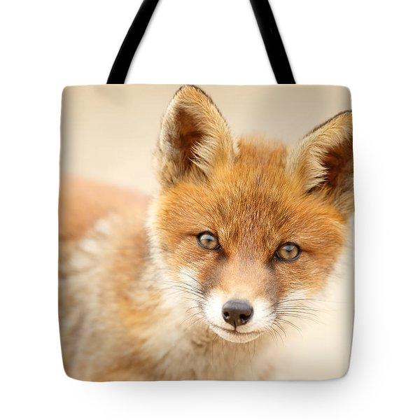 a6f6f4324e81 Foxy Face Tote Bag Foxy Face. Roeselien Raimond