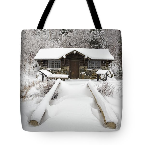 Franconia Notch State Park - White Mountains New Hampshire Tote Bag