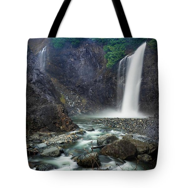 Franklin Falls Tote Bag