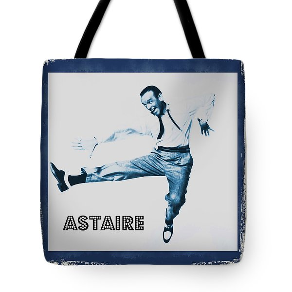 Fred Astaire Tote Bag