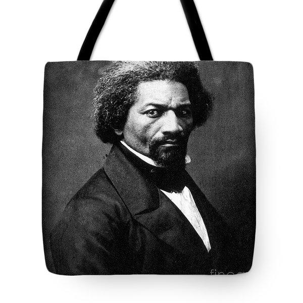 Frederick Douglass Tote Bag by Granger