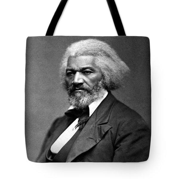 Frederick Douglass Photo Tote Bag