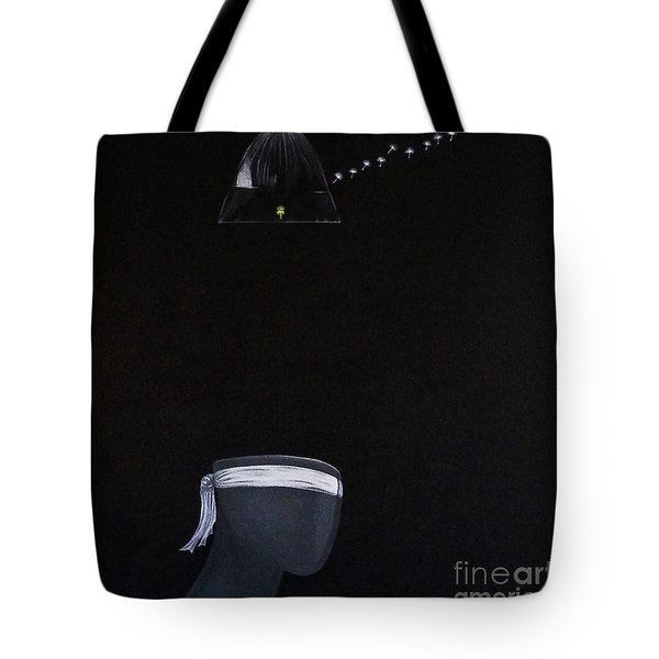 Freedom Tote Bag by Fei A