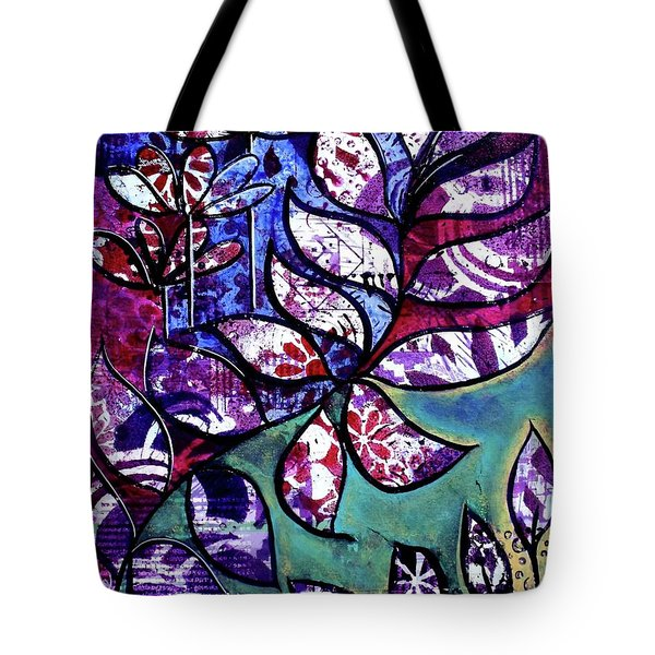 Freedom Tote Bag by Julie Hoyle