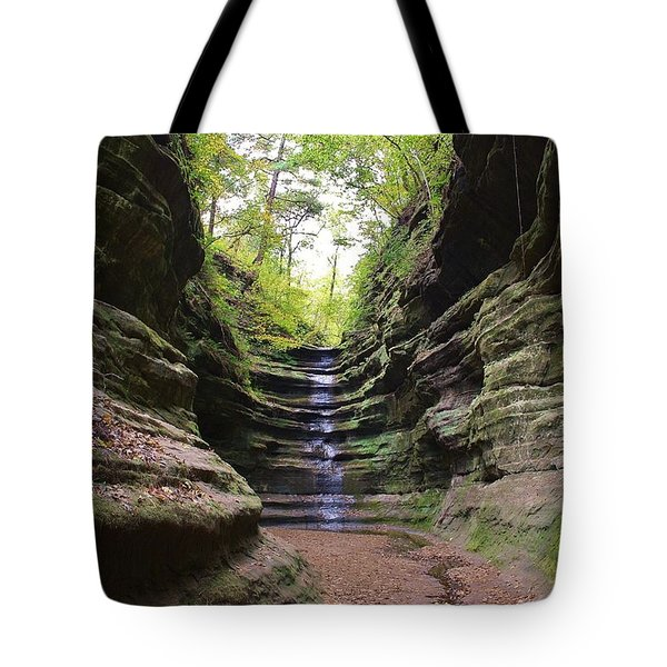French Canyon Tote Bag
