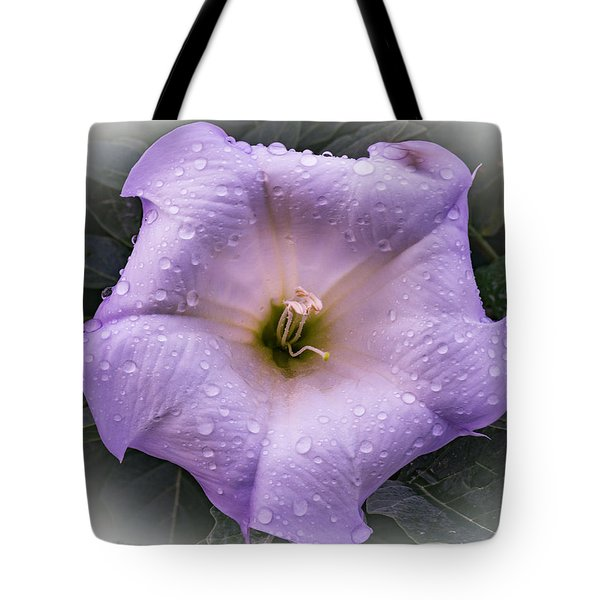 Freshly Showered Tote Bag