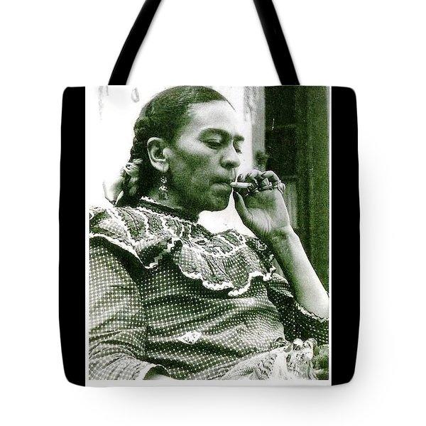 Frida Kahlo Tote Bag by Pg Reproductions