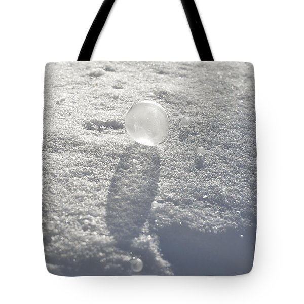 Frozen Bubble Tote Bag
