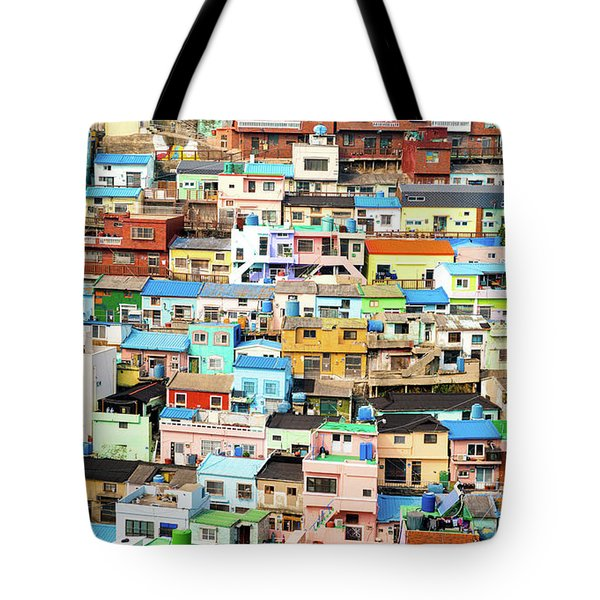 Gamcheon Culture Village Tote Bag