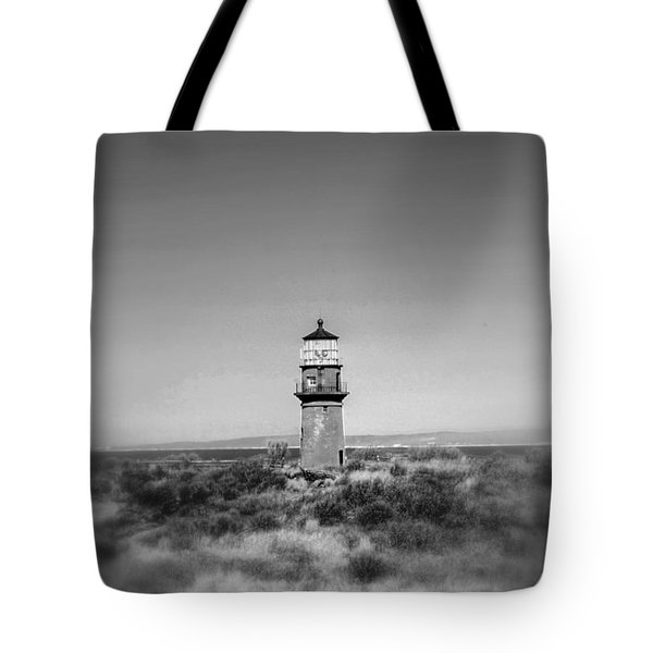 Tote Bag featuring the photograph Gay Head Light by Greg DeBeck