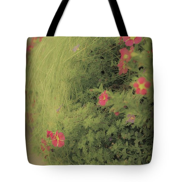 Gems In The Grass Tote Bag