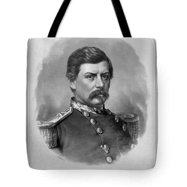 General George Mcclellan Tote Bag