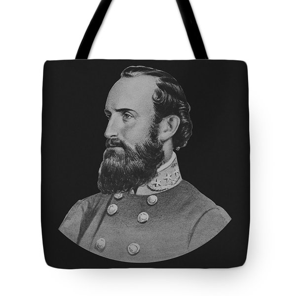 General Stonewall Jackson - Five Tote Bag