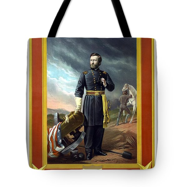 General Us Grant Tote Bag