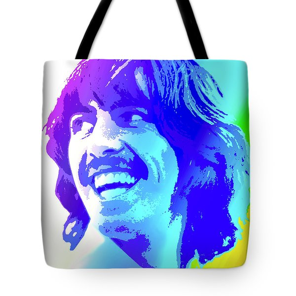 George Harrison Tote Bag