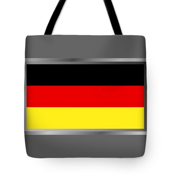 Germany Flag Tote Bag