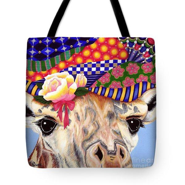 Gertie's New Hat Tote Bag