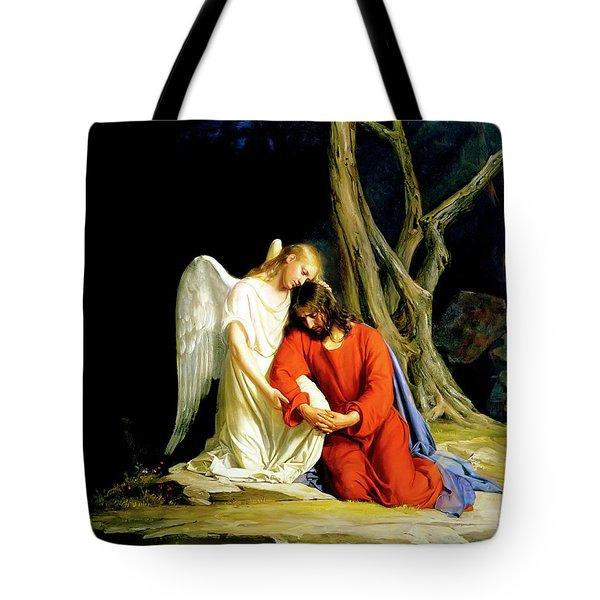 Gethsemane Tote Bag