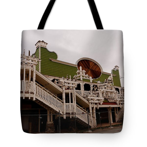 Ghostcasino Tote Bag