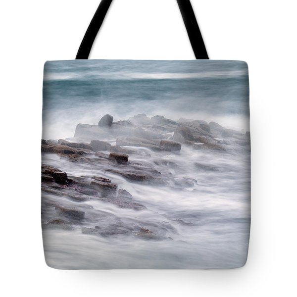 Giants Causeway  Tote Bag by Juergen Klust